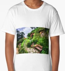 bilbo baggins home Long T-Shirt