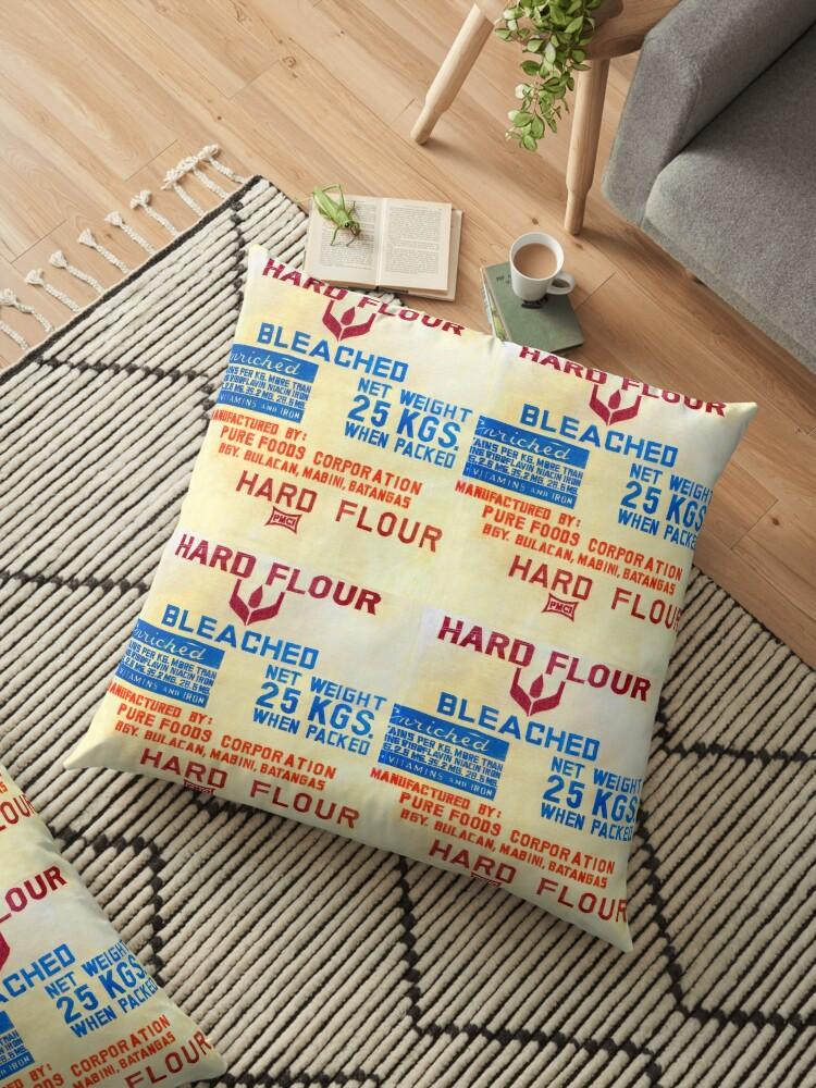 Flour Bags by Jon Delorme