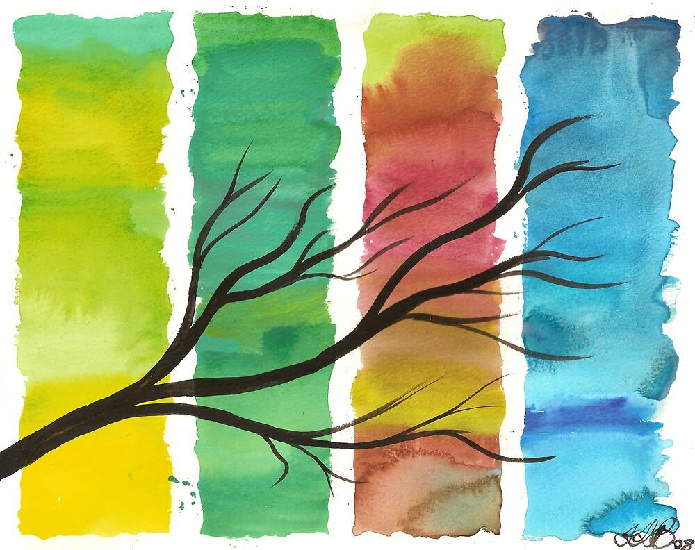 Across the Seasons by klbailey