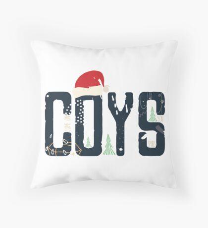 *** COYS 1882 Christmas Edition 2018 Throw Pillow