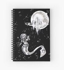 Outpost Spiral Notebook