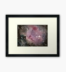 Beautiful Mysterious Framed Print