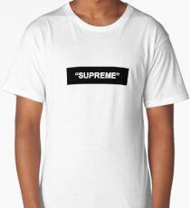 Supreme x Off White #2 Long T-Shirt