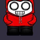 Tim In Red by frozenfa