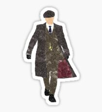 Thommy (Thomas) Shelby from Peaky Blinders Sticker