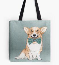 Corgi Hund Tote Bag