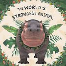 the strongest animal  by hahaha-creative