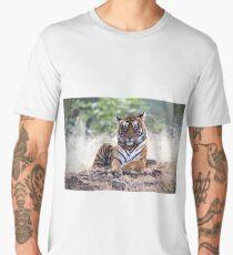 Majestic Tiger Men's Premium T-Shirt
