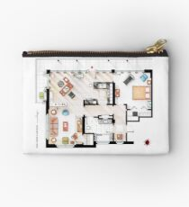 Floorplan of the apartment from DEXTER - v.2 Studio Pouch