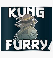 Kung Furry Poster