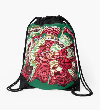 Extraterrestrial Portal Drawstring Bag