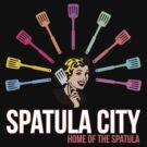 Spatula City by AngryMongo