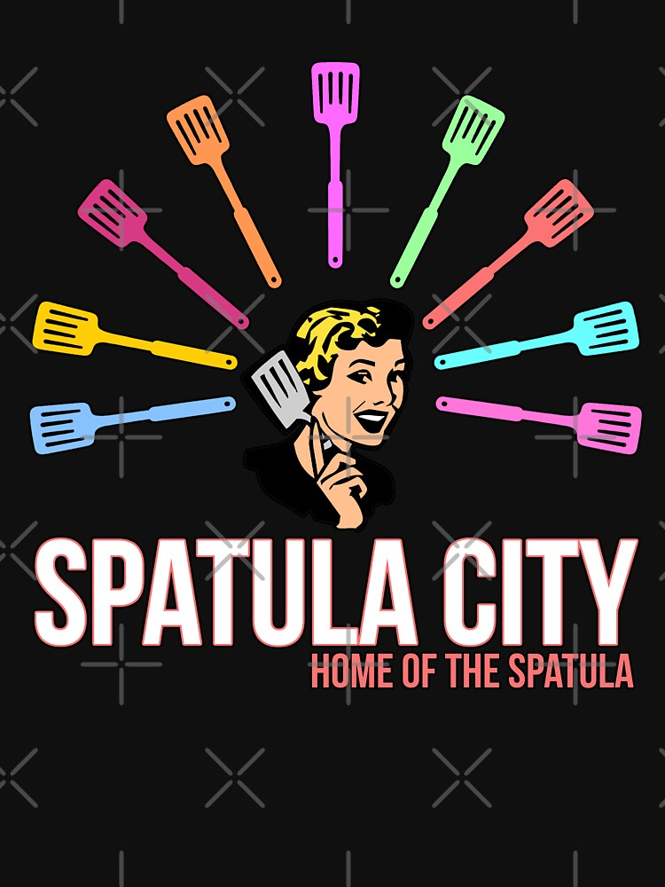 Spatula City | Unisex T-Shirt