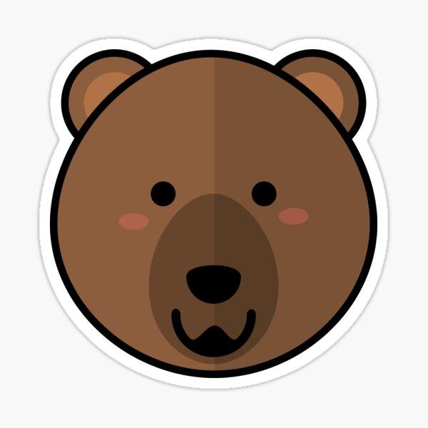 Bear Bear Sticker