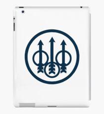 Beretta Logo Gun Merchandise iPad Case/Skin
