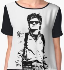 Badass Steve Harrington Chiffon Top