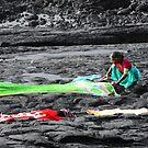 Laundry-woman by amulya