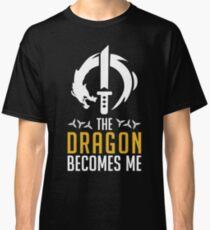 Genji - Dragon becomes me. Classic T-Shirt