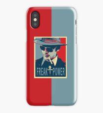 HST- Freak Power iPhone Case/Skin