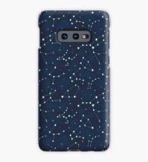 Constellation Pattern (A) Case/Skin for Samsung Galaxy