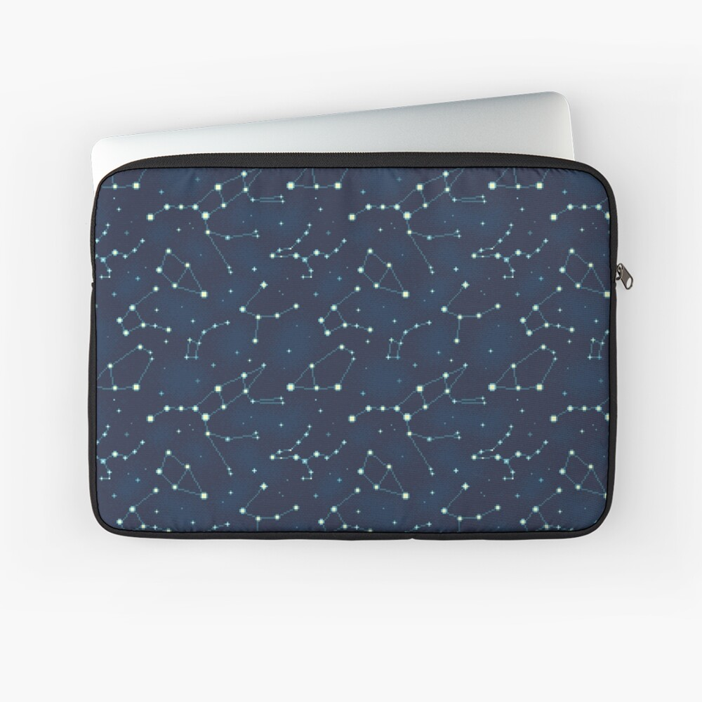 Constellation Pattern (A) Laptop Sleeve