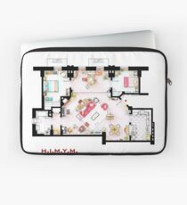 Ted Mosby's apartment from 'HIMYM' Laptop Sleeve