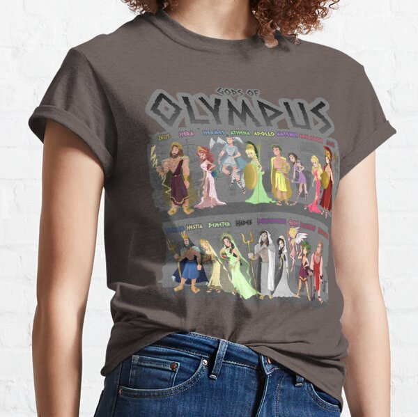 Gods of Olympus Classic T-Shirt