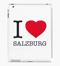 I ♥ SALZBURG iPad Case/Skin