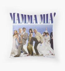 Mamma Mia Besetzung Poster Dekokissen