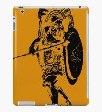 Greek Hoplite - Ancient Warfare iPad Case/Skin