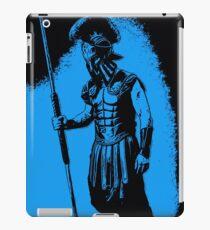 Spartan Warrior - After Battle iPad Case/Skin