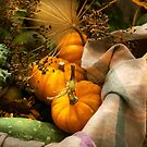 Food - Pumpkin - Summer still life by Michael Savad