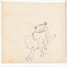 frog by michael kenny