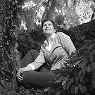 Lynn In Tree by KSkinner