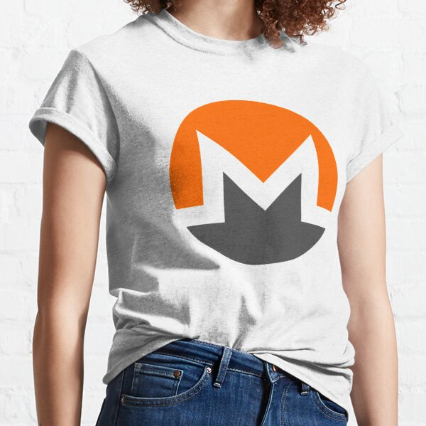 Monero Cryptocurrency Coin Classic T-Shirt