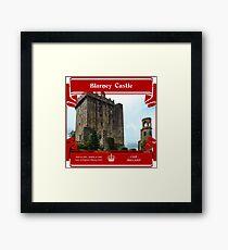 Blarney Castle of Ireland Framed Print