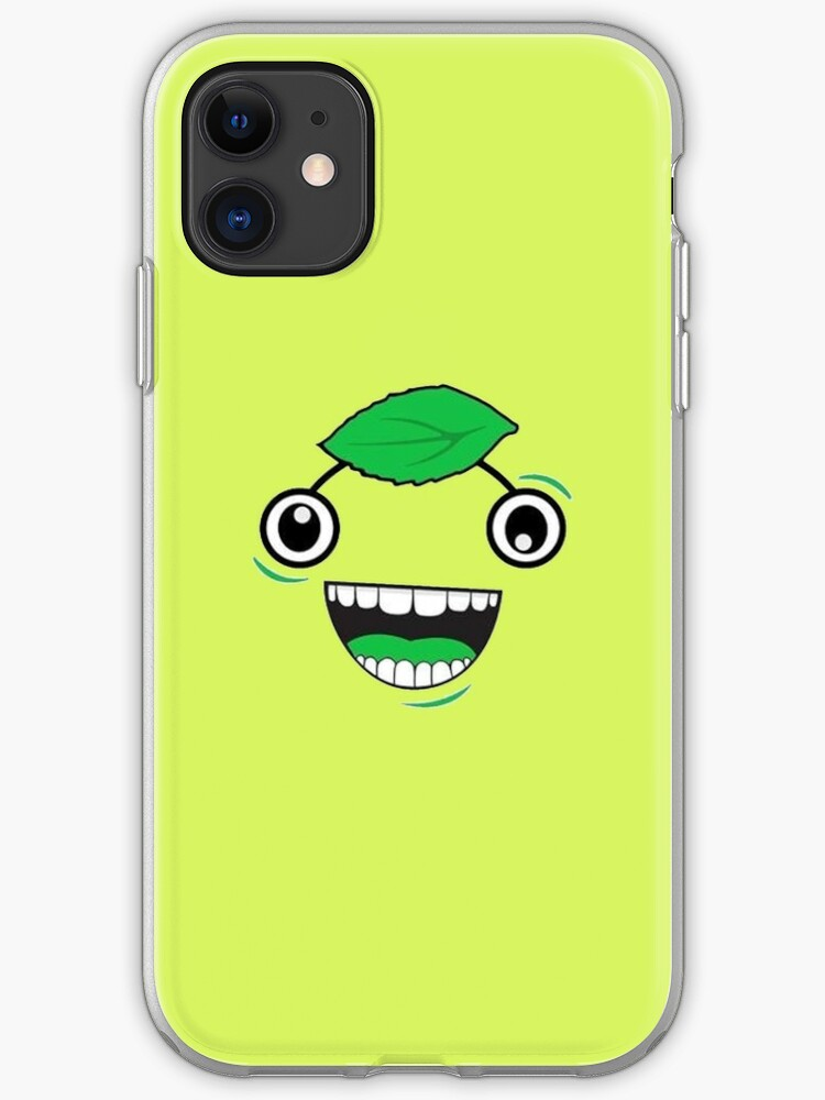 Guava Juice Funny Design Box Roblox Youtube Challenge Iphone Case