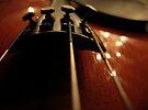 Violin by Nathalie Chaput