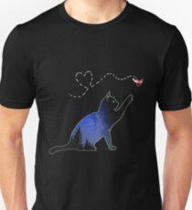 The Cat and Ladybug Unisex T-Shirt