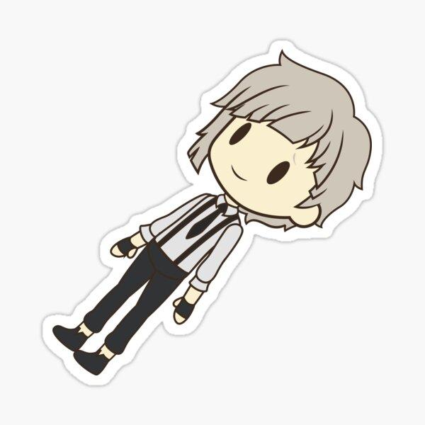 Bungou Stray Senpai! - Atsushi Nakajima Sticker