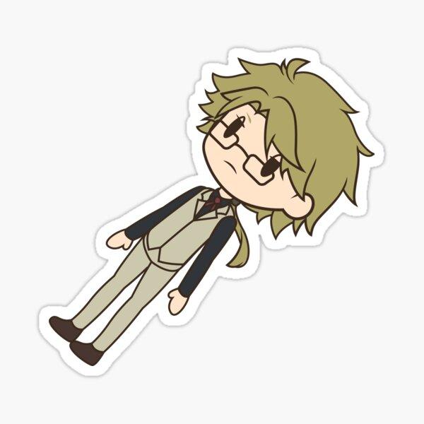 Bungou Stray Senpai! - Doppo Kunikida Sticker