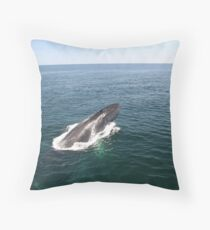 A Whale of a Tale!  Part 2, please read in order! Throw Pillow