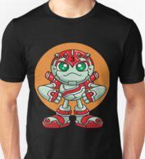 "Robobot ""Off to Mars"" / Three Unisex T-Shirt"