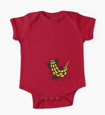 Yellow Spotted Salamander Companion One Piece - Short Sleeve