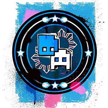 Creative Artista Logo Graphic Tee by DAVbrandz