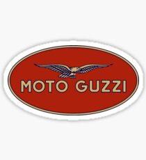 Moto Guzzi Motorcycles Italy Sticker