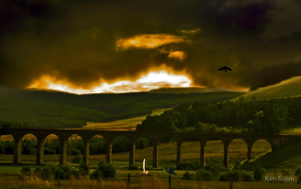 Scotland 2 The Lowlands by Kenart