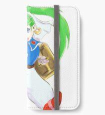 Asha- Monster World 4 (Genesis)  iPhone Wallet/Case/Skin