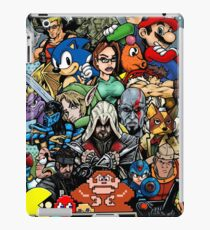 Video Game History iPad Case/Skin