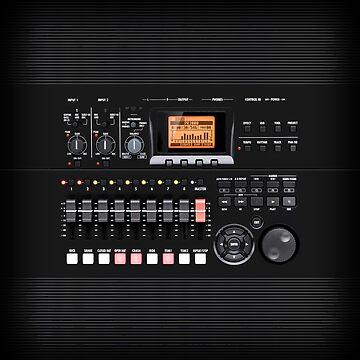 Mezclador de audio master de adamcampen
